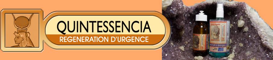 QUINTESSENCIA : RÉGÉNÉRATION D'URGENCE