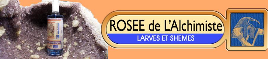 ROSÉE DE L'ALCHIMISTE : POLLUTIONS PSYCHIQUES