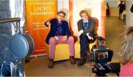 Les créateurs de la LUCIA N°3 le médecin neurologue Dirk PROEKL et le psychologue clinicien Engelbert WINKLER.