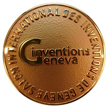 Lucia N3 gagne médaille or au concours geneva inventions