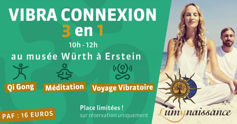 Voyage Vibratoire concert énergétique